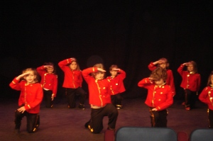 Junior Tappers